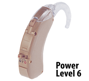 HB37T powerful hearing device